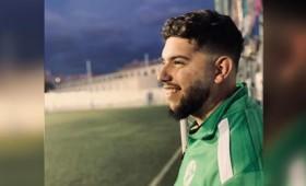 Ο προπονητής ποδοσφαίρου Φρανσίσκο Γκαρσία πέθανε στα 21 του από τον κοροναϊό
