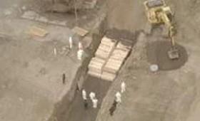 Κοροναϊός: Σοκαριστικές εικόνες με ομαδικούς τάφους στη Νέα Υόρκη (pics+vid)