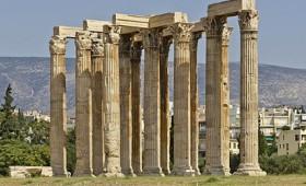 Ο Ναός του Ολυμπίου Διός και τα εγκαίνιά του από τον αυτοκράτορα Αδριανό