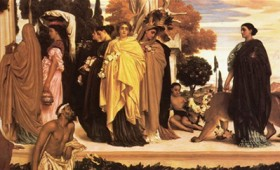 15 Αυγούστου: Η γιορτή της παρθένου Αρτέμιδος