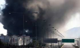 Κίνδυνος για την Αθήνα τα εργοστάσια-βόμβες εντός οικιστικού ιστού (vid)