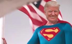 «Υπεράνθρωπος» Τραμπ: Θεραπεύτηκε μέσα σε τρεις μόνο μέρες! (vid)