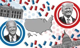 ΗΠΑ-εκλογές: Πιο κοντά στη νίκη ο Μπάιντεν – Ο Τραμπ προσφεύγει στα δικαστήρια