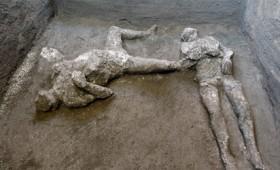 Πομπηία: Ανακαλύφθηκαν δύο νέα θύματα της ηφαιστειακής έκρηξης (vid)