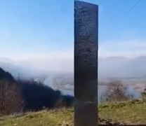 Ένας άλλος μονόλιθος εμφανίστηκε σε λόφο της Ρουμανίας (vid)