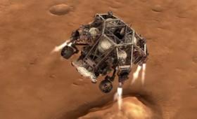 Επτά λεπτά τρόμου για το Perseverance κατά την κάθοδό του στον Άρη (vid)