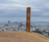 Ένας ακόμη μυστηριώδης μονόλιθος εμφανίστηκε στο Σαν Φρανσίσκο (vid)