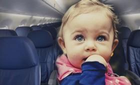 Ακύρωση πτήσης επειδή ένα μωρό δεν φορούσε μάσκα!