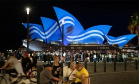 Η Αυστραλία τίμησε την Ελλάδα και την Ομογένεια