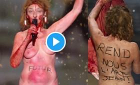 """Η γυμνή αλήθεια: """"Χωρίς πολιτισμό δεν υπάρχει μέλλον"""" (Ακατάλληλο βίντεο)"""