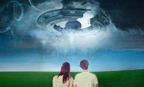 """Η """"Πύλη των UFO"""" πάνω από το Ηνωμένο Βασίλειο (vid)"""