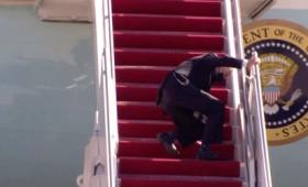 Τζο Μπάιντεν: Του ευχήθηκε καλή υγεία ο Πούτιν κι έπεσε τρεις φορές κάτω (vid)