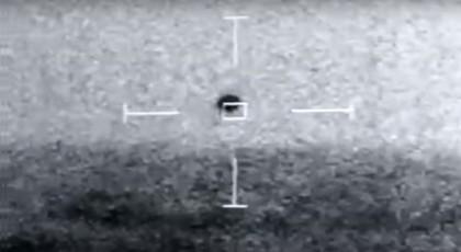 UFO: Στρατιωτικό βίντεο με μυστηριώδες σφαιρικό αντικείμενο (vid)