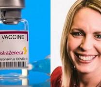 Παρουσιάστρια του BBC πέθανε από το εμβόλιο της AstraZeneca