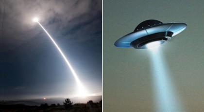"""Διευθυντής AATIP: """"Τα UFO ελέγχουν το πυρηνικό οπλοστάσιο των ΗΠΑ"""" (vid)"""