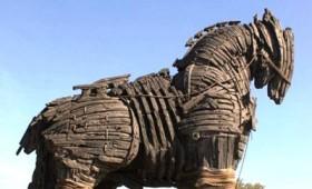Αρχαιολόγοι ισχυρίζονται ότι ανακάλυψαν στην Τροία τον Δούρειο Ίππο (vid)