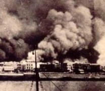 Η Σμύρνη μάνα καίγεται, καίγεται και το βιός μας (vid)