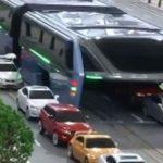 Το ιπτάμενο λεωφορείο από την Κίνα (βίντεο)