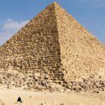 Η Μεγάλη Πυραμίδα φαίνεται τέλεια επειδή είναι ατελής