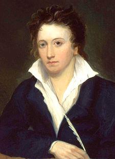 Πέρσι Σέλλεϋ (1772-1822)