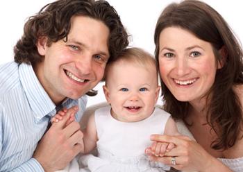 Η ύπαρξη του δύο (πατέρας, μητέρα), σχεδόν αναπόφευκτα ακολουθείται από το τρία (το παιδί).