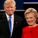 Ισόπαλη η πρώτη τηλεμαχία μεταξύ Τραμπ και Κλίντον