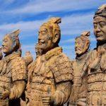 Η Ελληνική Πήλινη Στρατιά της Κίνας
