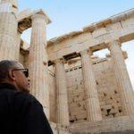 Το μήνυμα του Ομπάμα από την Ακρόπολη