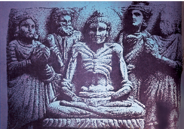 Αποτέλεσμα εικόνας για Ο Αλέξανδρος και οι Γυμνοσοφιστές...