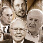 Οι 8 άνθρωποι που κατέχουν τόσα χρήματα όσα η μισή ανθρωπότητα