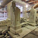 Ρωμαϊκή μαρμαρόστρωτη πλατεία στη Θεσσαλονίκη