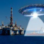 UFO 350 μέτρων πάνω από τον Κόλπο του Μεξικού