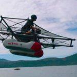 Το ιπτάμενο αυτοκίνητο που ονομάζεται 'Kitty Hawk' (vid)