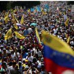 Βενεζουέλα: «Η μητέρα όλων των διαδηλώσεων»