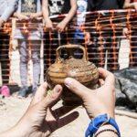 Τάφος μυκηναϊκής εποχής ανακαλύφθηκε στη Σαλαμίνα