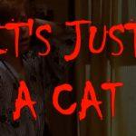 Όταν οι γάτες πρωταγωνιστούν σε ταινίες τρόμου (βίντεο)