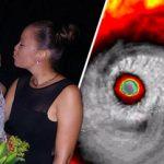 Βασίλισσα Ομορφιάς έπεσε θύμα του τυφώνα Ίρμα (vid)