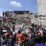Ισχυρός σεισμός σπέρνει τον τρόμο στο Μεξικό (vid)