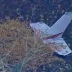 4 νεκροί από σύγκρουση ελικοπτέρου με αεροπλάνο