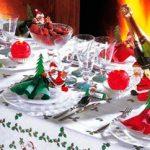 Το εορταστικό τραπέζι σύμφωνα με το Φενγκ Σούι