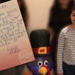 Το συγκινητικό γράμμα ενός κοριτσιού στον Άη Βασίλη