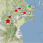 Ισχυρός σεισμός 4,5 Ρίχτερ ταρακούνησε την Αθήνα