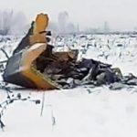 «Παντού πτώματα»: Συνετρίβη αεροσκάφος με 71 επιβαίνοντες (vid)
