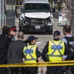 Δέκα νεκροί από την επίθεση με βαν στο Τορόντο (vid)