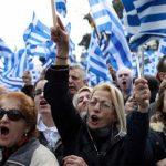 Διαδηλώσεις παντού για την ελληνικότητα της Μακεδονίας