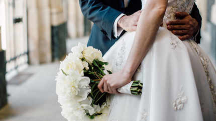Ραντεβού με τα σημάδια του γάμου