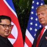 Ιστορική συνάντηση Ντόναλντ Τραμπ & Κιμ Γιονγκ Ουν