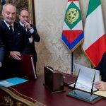 Κυβέρνηση στην Ιταλία με πρωθυπουργό τον Κόντε
