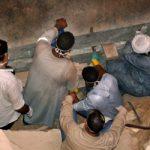 Άνοιξαν την μυστηριώδη μαύρη σαρκοφάγο στην Αίγυπτο
