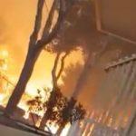Το πιο τρομακτικό βίντεο από τη φωτιά στο Μάτι